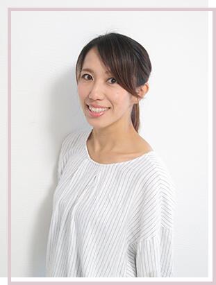 鍼灸師 / 成田麻里